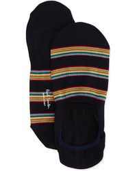 Paul Smith Multi Stripe Loafer Socks - Lyst