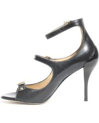 Boutique 9 Black Ettoro Heel - Lyst