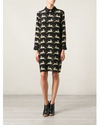 Forte Forte Animal Print Dress - Lyst