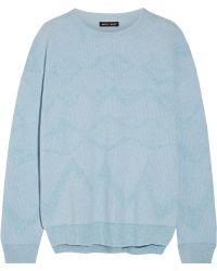 Baja East - Cashmere Sweater - Lyst
