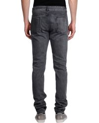 Silent - Damir Doma - Denim Trousers - Lyst