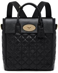Mulberry Large Cara Delevingne Quilted Bag Large Cara Delevingne Quilted Bag - Lyst