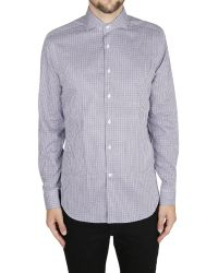 Corneliani P Cotton Shirt - Lyst