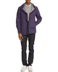 Paul Smith Purple Athletic Windbreaker Jacket - Lyst