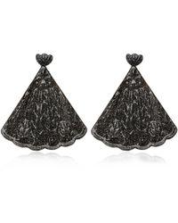 Mariah Rovery - Brinco Leque Earrings - Lyst