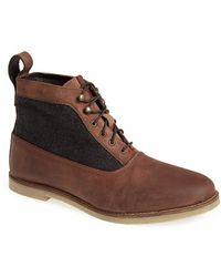 Ben Sherman 'Trent' Plain Toe Boot - Lyst
