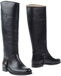 Moschino Cheap & Chic B Boots - Lyst