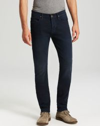 Hudson Jeans  Blake New Tapered Fit in Lights Out - Lyst