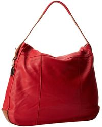 Will Leather Goods R Beatrix Hobo - Lyst
