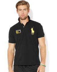 Polo Ralph Lauren Performance Big Pony Polo Shirt - Lyst