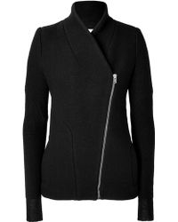 IRO Wool Blend Jacket - Lyst