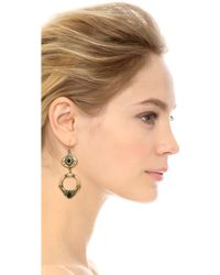 Samantha Wills - Hide & Seek Earrings - Gold - Lyst
