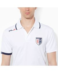Polo Ralph Lauren The Open Performance Polo - Lyst