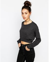 The Ragged Priest - Louisa Cropped Jumper - Lyst