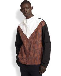 3.1 Phillip Lim Hooded Jacket - Lyst