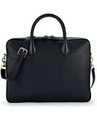 Ralph Lauren - Soft Gents Briefcase - Lyst