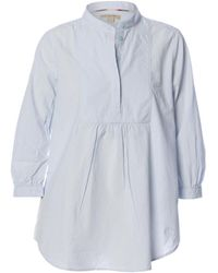 Burberry Cotton Shirt - Lyst