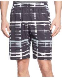 Nike Gladiator Printed Shorts - Lyst