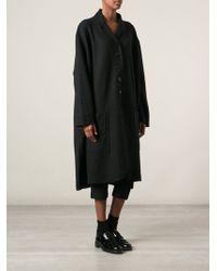 Rundholz - Oversized Coat - Lyst
