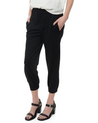 Helmut Lang Stovepipe Pant black - Lyst