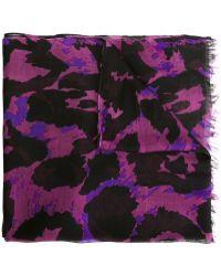 Diane von Furstenberg | Printed Scarf | Lyst