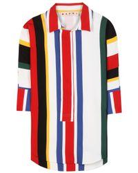 Marni Cotton Shirt - Lyst