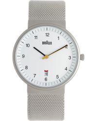 Braun - Classic Watch - Lyst