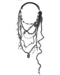 DSquared² Necklace - Lyst