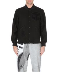 Opening Ceremony Tristan Wool-Blend Varsity Jacket - For Men - Lyst