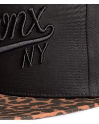 H&M | Cotton Cap | Lyst