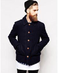 Parka London Eli Jacket In Wool - Lyst