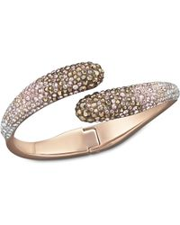 Swarovski Louise Bangle - Lyst