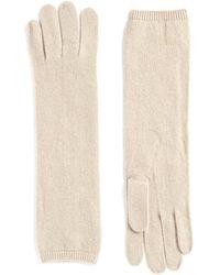 Portolano | Long Cashmere Gloves | Lyst