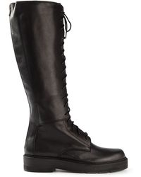 Ld Tuttle The Stab Laceup Boots - Lyst