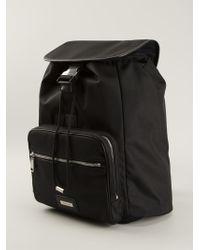 Michael Kors Logo Plaque Backpack - Lyst