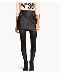 H&M Ankle Boots with Tabs - Lyst