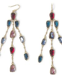 Ralph Lauren | Chandelier Earrings | Lyst