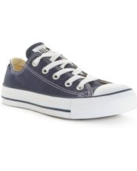 Converse Women'S Chuck Taylor All Star Ox Sneakers From Finish Line - Lyst