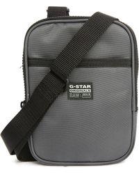 G-Star RAW Original Small Grey Shoulder Bag - Lyst