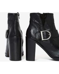 Nasty Gal Jeffrey Campbell Nicole Boot - Lyst