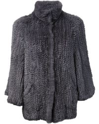 Armani 34 Sleeves Jacket - Lyst
