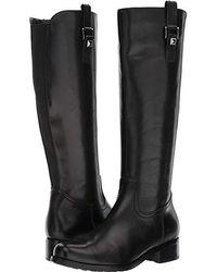6281f60a4b5 Blondo Zana Waterproof (black Leather) Boots in Black - Save 35% - Lyst