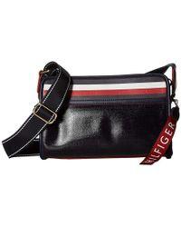053d2d55b3 Tommy Hilfiger - Viola Convertible Mini Bag (tommy Navy) Handbags - Lyst