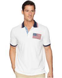 08b292c17e Lyst - Denim   Supply Ralph Lauren American Flag Camoprint Polo in ...