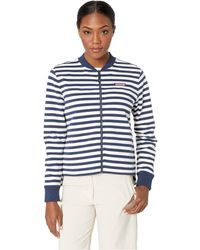 Vineyard Vines - Striped Shep Shirt Bomber Jacket - Lyst
