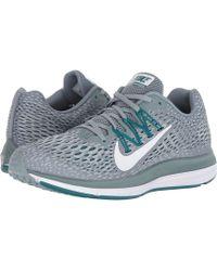 sale retailer 76312 7219e Nike - Air Zoom Winflo 5 - Lyst
