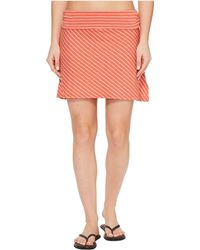 Carve Designs - Bennett Flirt Skirt - Lyst