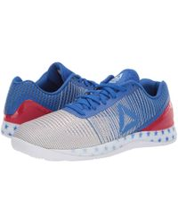 Lyst - Reebok Crossfit Nano 6.0 Sneaker in Blue for Men 9c60bb099