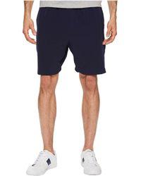 Lacoste | Stretch Taffeta Shorts | Lyst