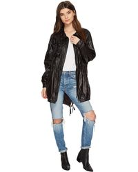a7aee7c367764 Lyst - Nasty Gal After Party Vintage Bite The Bullet Camo Jacket ...
